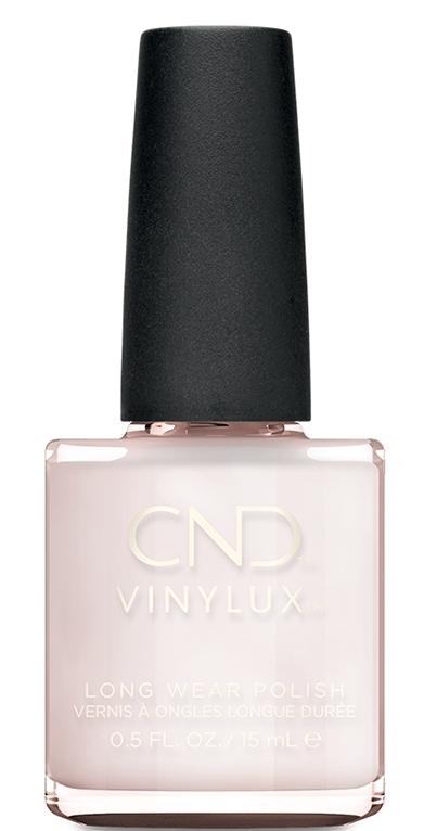 CND 297 лак недельный для ногтей / Satin Slippers VINYLUX 15 мл