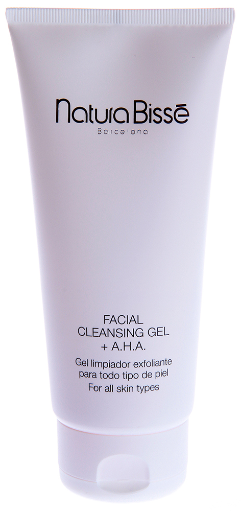 NATURA BISSE ���� ��������� � ��� ��� ���� / Facial Cleansing Gel AHA STABILIZING 200��