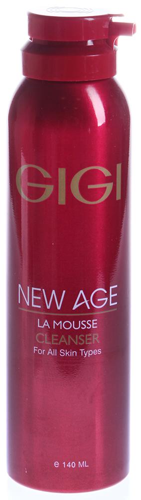 GIGI ����� ��������� / La Mousse Cleanser NEW AGE 140�� ~