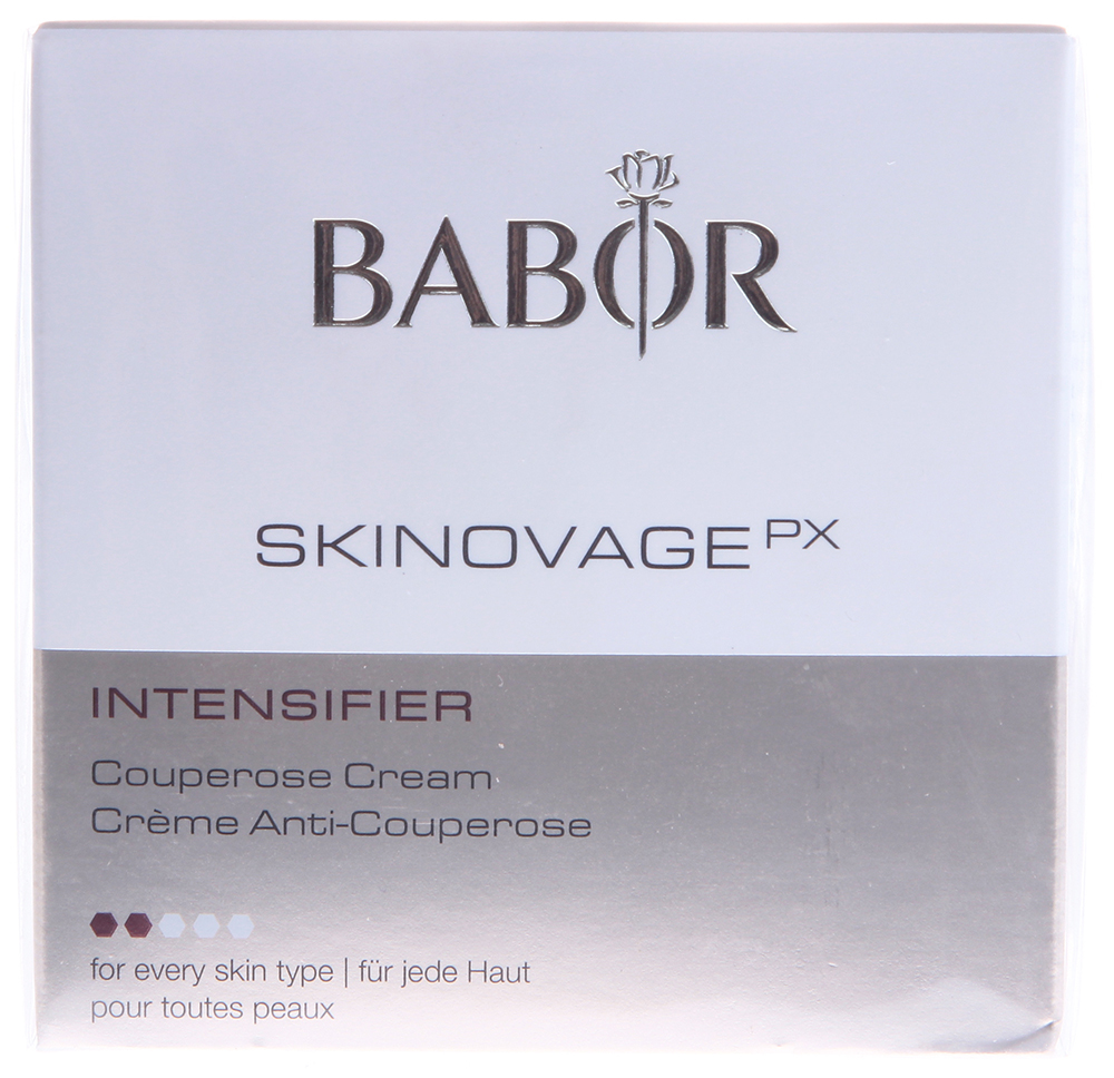 BABOR ���� ������ �������� / Couperose Cream SKINOVAGE PX 50��