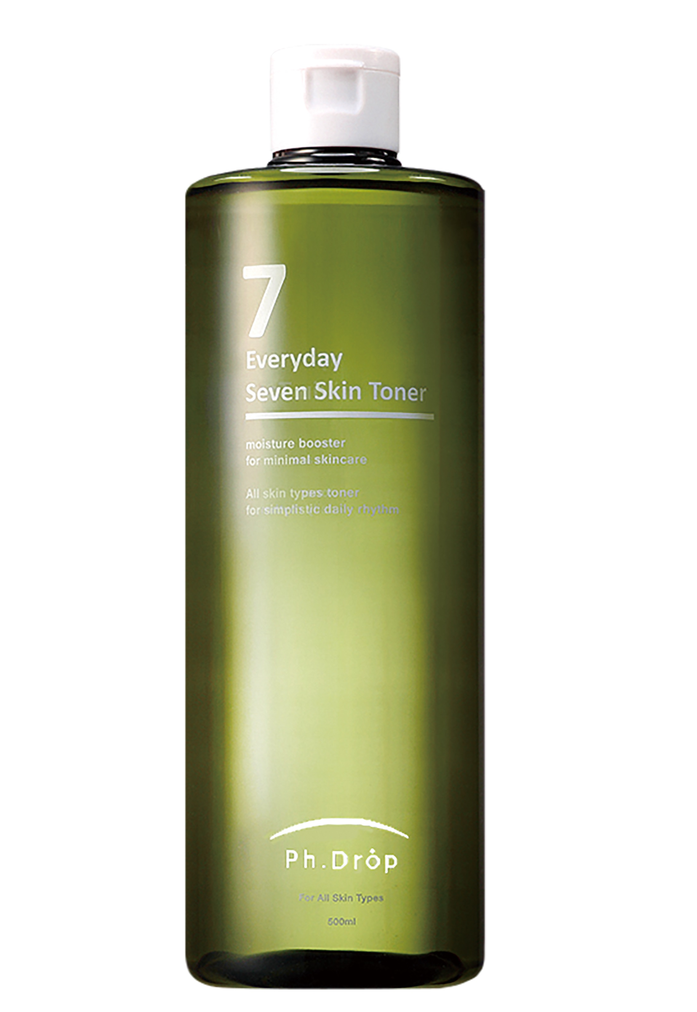 PH.DROP Тоник восстанавливающий для лица, для ежедневного применения / Everyday 7 Skin Toner 500 мл - Тоники