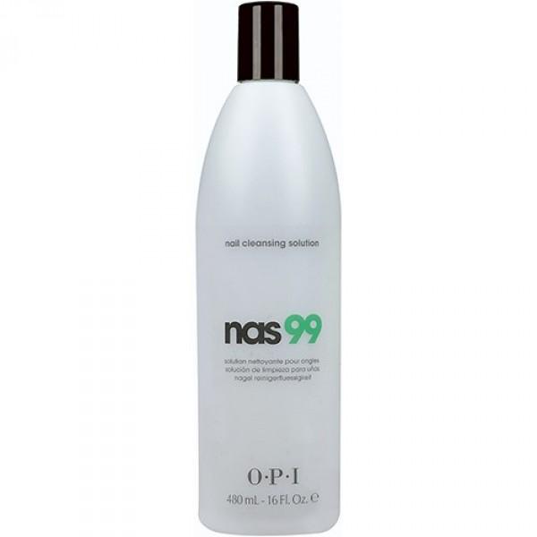 OPI Жидкость дезинфицирующая для ногтей / N.A.S.99 480мл