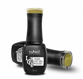 RuNail Гель-лак Солнечные лучи / Laque 12мл runail дизайн для ногтей слюда 0336