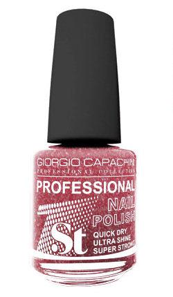 Купить GIORGIO CAPACHINI 51 лак для ногтей / 1-st Professional 16 мл, Розовые