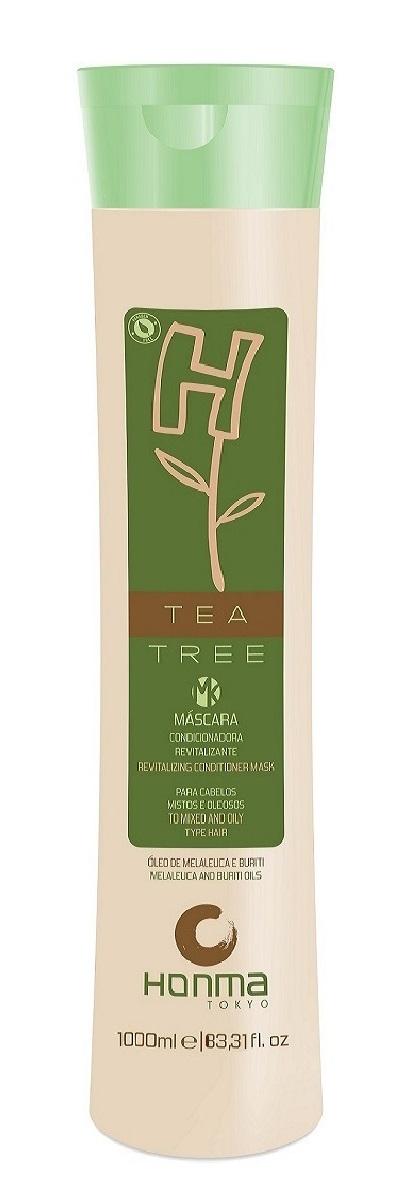 HONMA TOKYO Маска увлажняющая для комбинированных волос / H-tea Tree 1000 мл