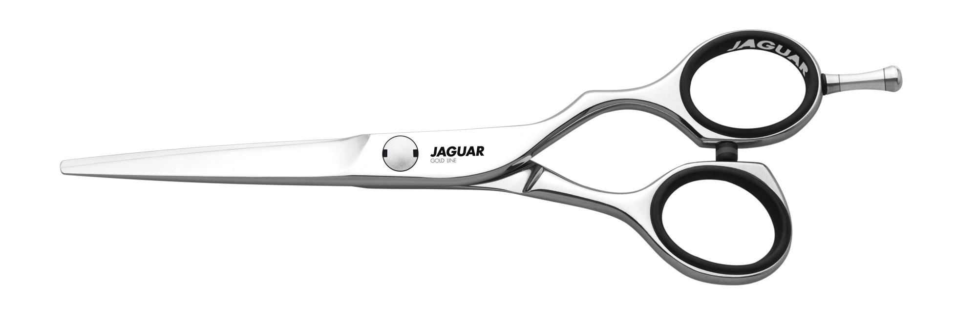 """JAGUAR Ножницы Jaguar Diamond E 5(13cm)GLНожницы <br>DIAMOND E 5"""" = 13.0 cm. Offset дизайн обеспечивает эргономичное расположение ручек и возможность работы без напряжения. Загнутое кольцо для большого пальца обеспечивает очень удобное рабочее положение без мест сдавливаний. Длинна полотен ножниц: 13 см.<br><br>Класс косметики: Профессиональная"""