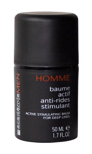 ACADEMIE Бальзам активный восстанавливающий от морщин / MEN 50 мл academie крем лифтинг для лица и шеи