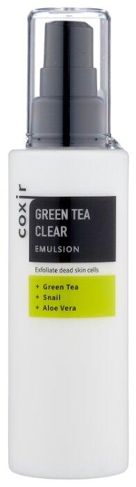 COXIR Эмульсия с зеленым чаем 100 мл  - Купить
