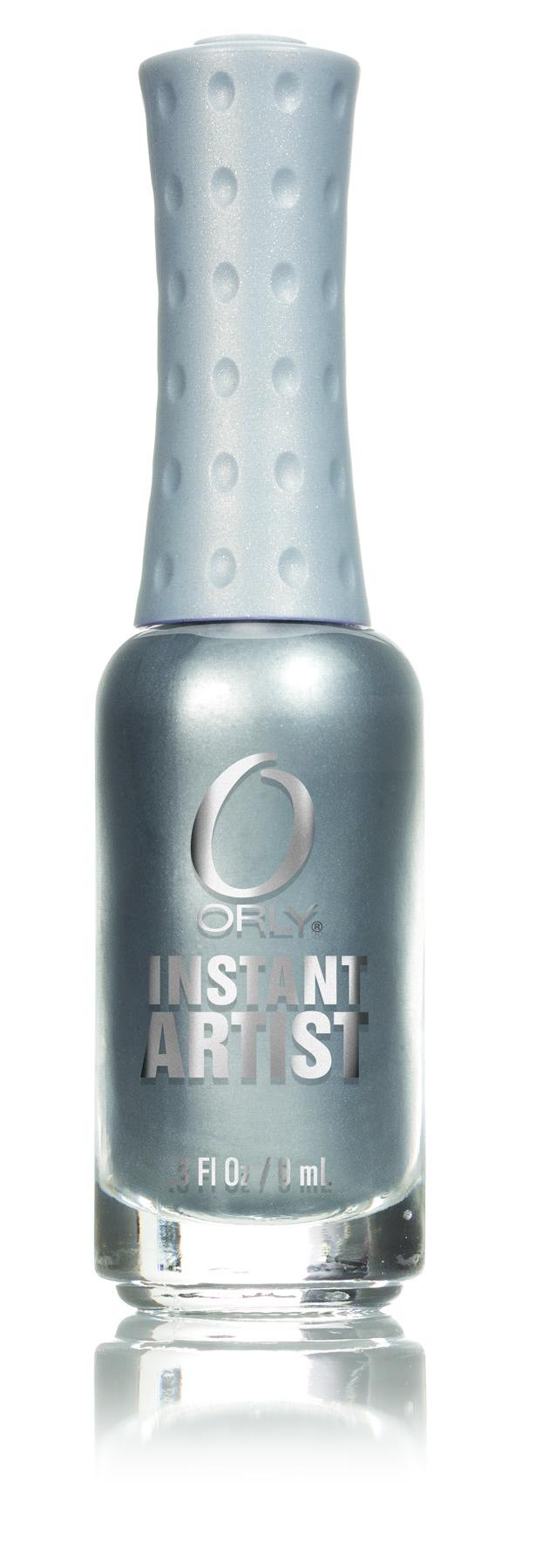 ORLY Краска для дизайна ногтей 10 Platinum / Instant Artist 9мл