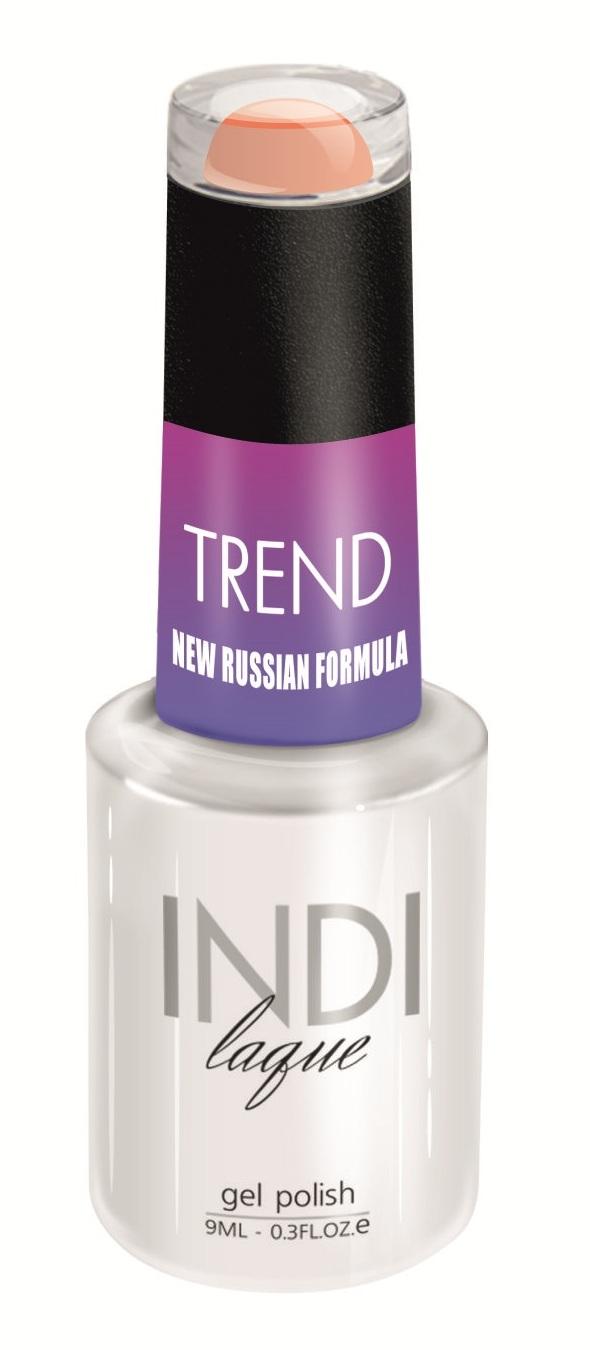 Купить RuNail 5073 гель-лак для ногтей / INDI laque Trend 9 мл, Оранжевые