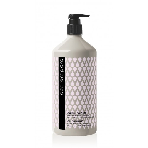 BAREX Кондиционер для сохранения цвета, с маслом облепихи и маслом граната / СОNTEMPORA 1000 мл