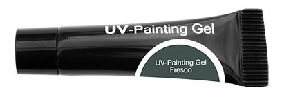 CND Гель-краска УФ / OH UV-Painting Gel Fresco 5мл хондроитин 5% 30г гель