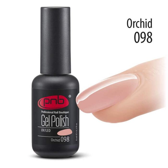 Купить PNB 098 гель-лак для ногтей / Gel nail polish PNB 8 мл
