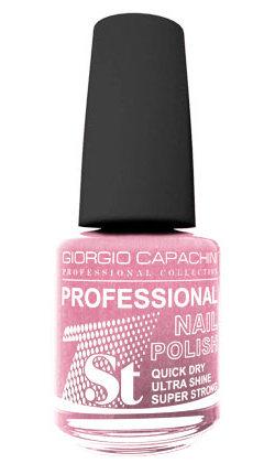 Купить GIORGIO CAPACHINI 19 лак для ногтей, розовый букет / 1-st Professional 16 мл, Розовые