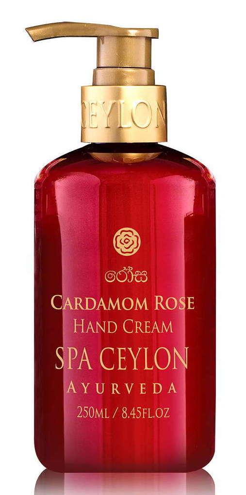 Купить SPA CEYLON Крем для рук Роза и кардамон 250 мл