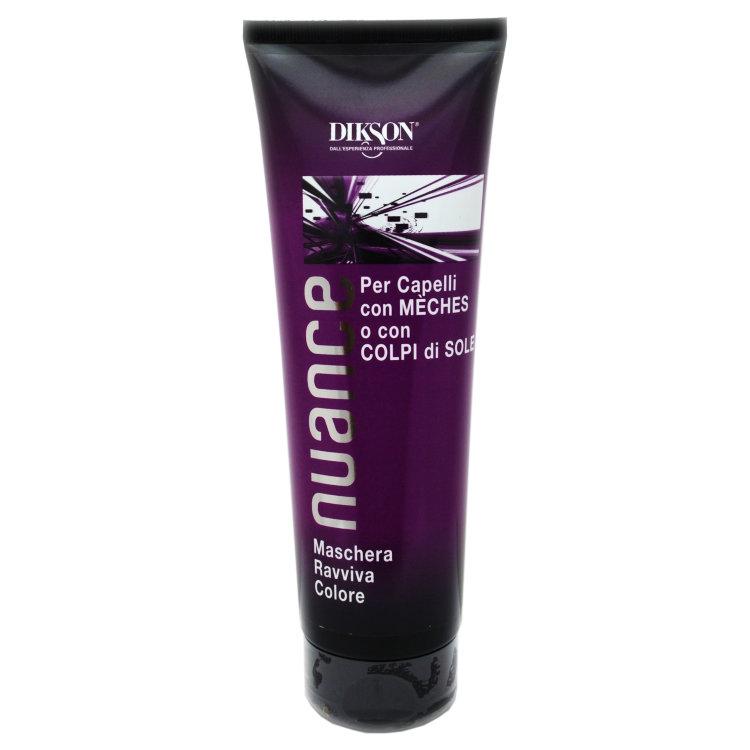 DIKSON Маска оттеночная для обесцвеченных волос / Color for Streaked Hair or Hair with Highlights 250 мл цвет блонд