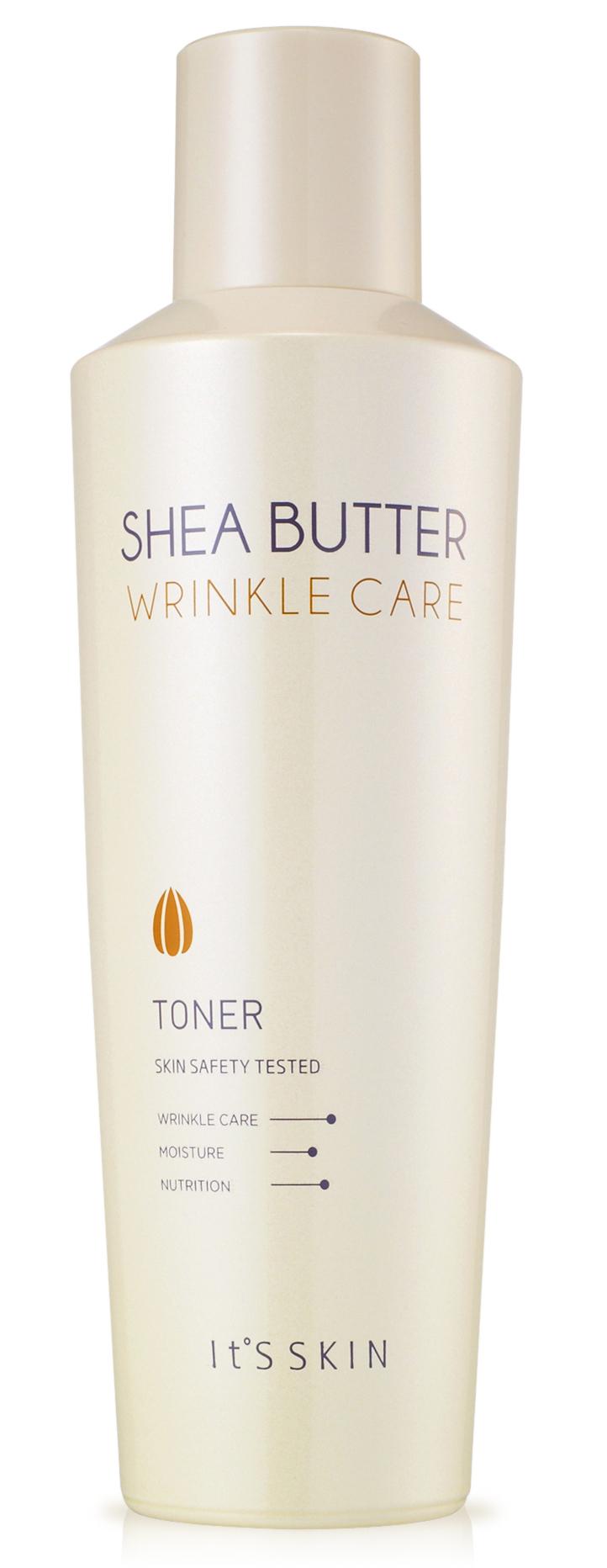It'S SKIN Тонер антивозрастной с маслом ши / Shea Butter Wrinkle Care Toner 150 мл