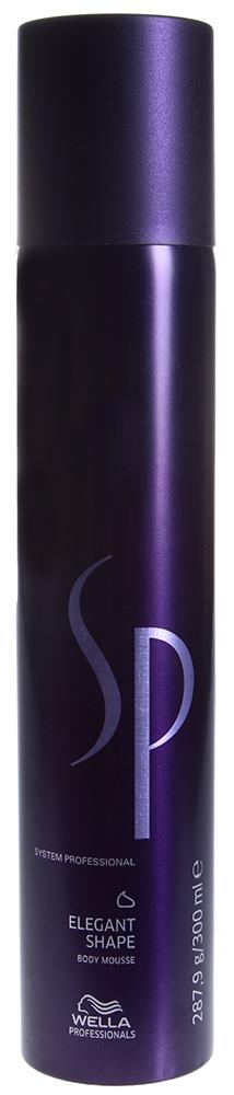 WELLA SP Мусс для придания объема волос / SP Elegant shape STYLING NEW 300мл