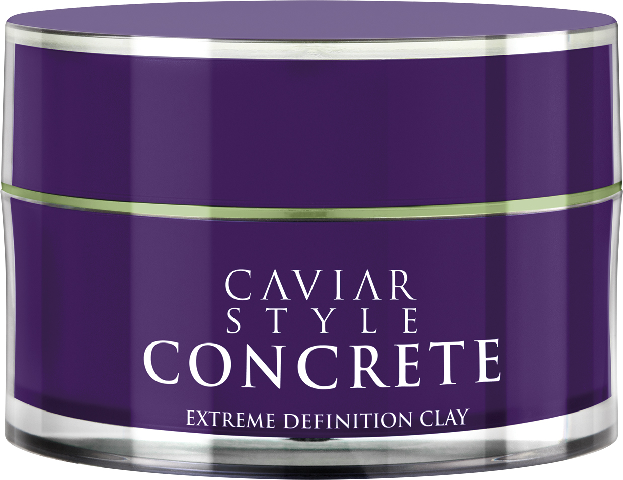 ALTERNA Глина дефинирующая для экстра-сильной фиксации / Style Concrete Extreme Definition Clay CAVIAR 52 мл от Галерея Косметики