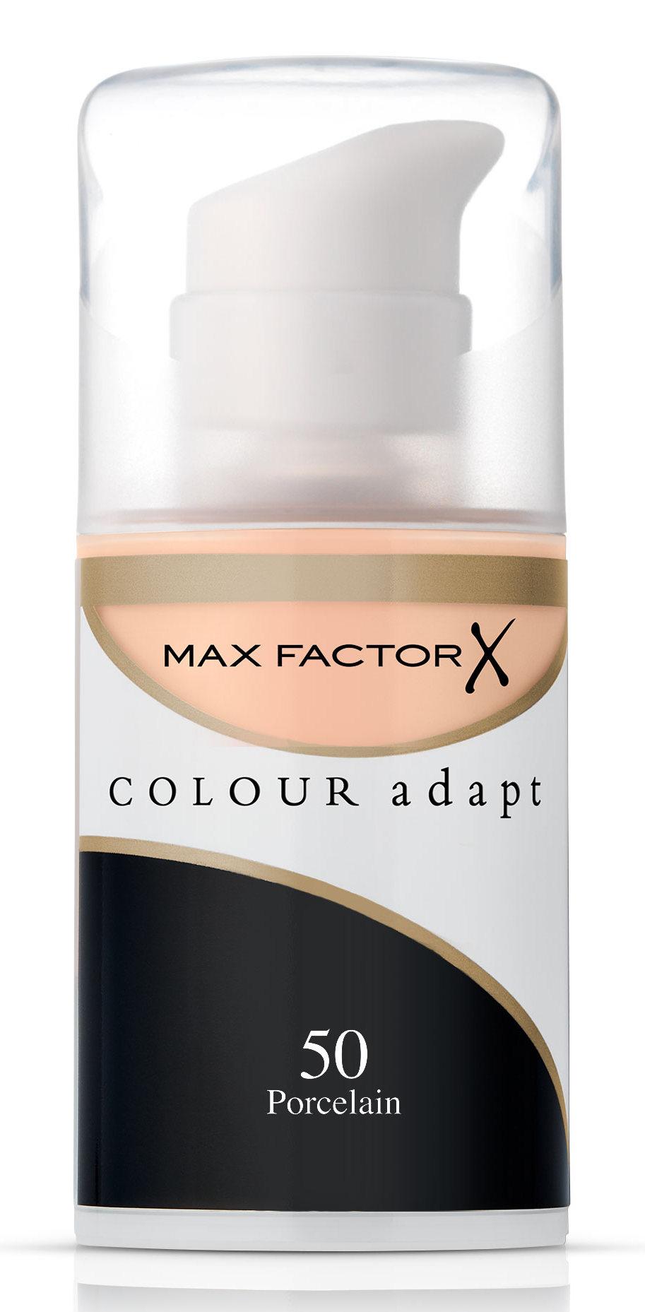 MAX FACTOR Крем тональный 50 / Colour Adapt - Тональные основы