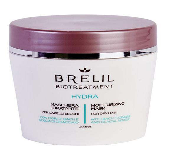 Купить BRELIL professional Маска увлажняющая для волос / BIOTREATMENT Hydra 220 мл