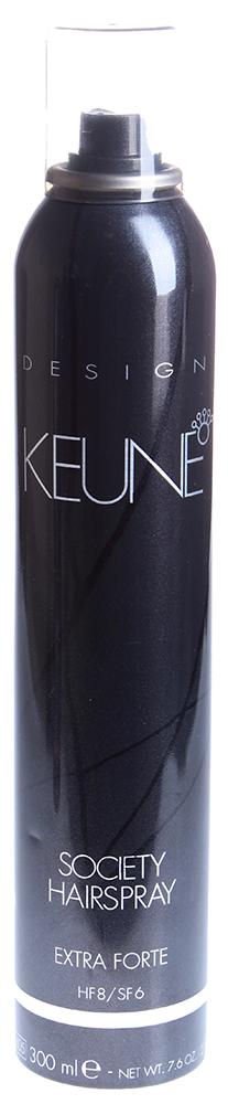 KEUNE Лак Светский Форте / SOCIETY FORTE 300млЛаки<br>Подобранный состав компонентов Светского лака для волос обеспечивает прекрасные фиксирующие качества лака для волос. Светский лак для волос имеет короткое время высыхания, что делает его удобным для профессионального использования. Лак для волос не утяжеляет волосы и легко удаляется при расчесывании. Лак для волос имеет приятный цветочный запах. Светский лак для волос представлен двух факторов фиксации: Форте 13 и Экстра Форте 16. Применение: При использовании держите флакон лака для волос на расстоянии 30 см от головы. Предназначен для фиксации прически после моделирования.<br><br>Объем: 300<br>Класс косметики: Профессиональная