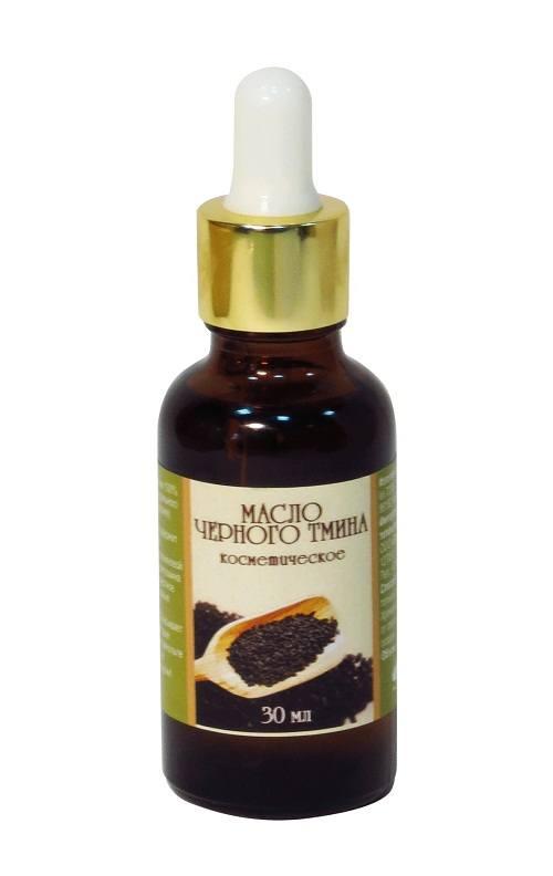ARGANOIL Масло косметическое Черного тмина 30млМасла<br>Действие масла черного тмина: Cмягчает, освежает и тонизирует кожу,&amp;nbsp; Улучшает ее структуру и рельеф,&amp;nbsp; Предохраняет кожу от высыхания и шелушения Способствует разглаживанию морщин, повышает упругость и эластичность кожи Предотвращает преждевременное старение кожи, связанное с чрезмерным воздействием на кожу солнечных лучей или характерным для периода менопаузы гормональным дисбалансом&amp;nbsp; Эффективно очищает кожу от загрязнений, нормализует секрецию сальных желез кожи, предупреждает воспаление кожи и появление угревой сыпи&amp;nbsp; Устраняет отечность кожи, предупреждает появление целлюлита, нормализуя циркуляцию крови и лимфы в подкожно-жировом слое;&amp;nbsp; Улучшает состояние волос и кожи головы&amp;nbsp; Масло черного тмина желательно хранить в сухом, защищенном от света месте при температуре, не превышающей 25C Активные ингредиенты: 100% масло черного тмина (смесь триглицеридов натурального происхождения в жидкой форме). В составе масла черного тмина присутствуют ненасыщенные и насыщенные жирные кислоты, фосфолипиды (46% из которых приходится на долю фосфатидилхолинов), 15 аминокислот (в т.ч. аргинин), из которых 8   незаменимых, каротиноиды (предшественники витамина А), витамины Е, D, С, витамины группы B (B1, B2, B3, B6, B9), различные макро- и микроэлементы (калий, натрий, фосфор, кальций, марганец, железо, цинк, медь, селен, никель и др.), фитостеролы (бета-ситостерин, кампестерин, стигмастерин и др. ), флавоноиды, дубильные вещества, полисахариды и моносахариды (глюкоза, ксилоза и др.), алкалоиды, энзимы, сапонины, тритерпеновые сапонины, эфирные масла (до 1,3%).<br><br>Объем: 30 мл<br>Назначение: Отечность<br>Консистенция: Жидкая