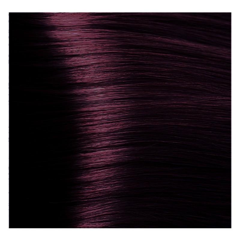 KAPOUS 4.6 крем-краска для волос / Hyaluronic acid 100мл