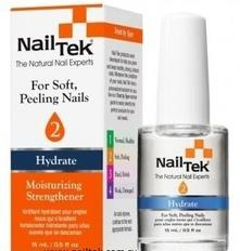 NAIL TEK Сыворотка увлажняющая для мягких, слоящихся ногтей / HYDRATE 2 15мл