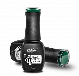 RuNail Гель-лак Миллионер / Laque 12мл runail дизайн для ногтей слюда 0336