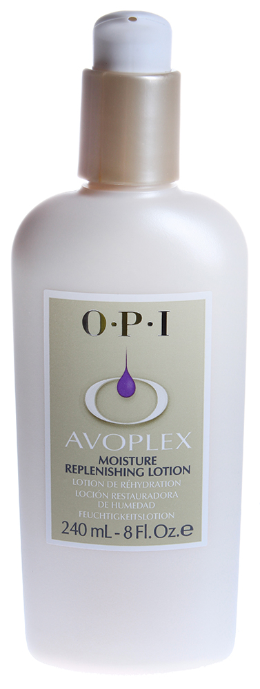 OPI Лосьон для рук и тела / Moisture Replenishing Lotion AVOPLEX 240 мл opi лосьон для рук и тела moisture replenishing lotion avoplex 120мл