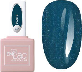 E.MI 217 HP гель-лак для ногтей, План Б / E.MiLac 6 мл