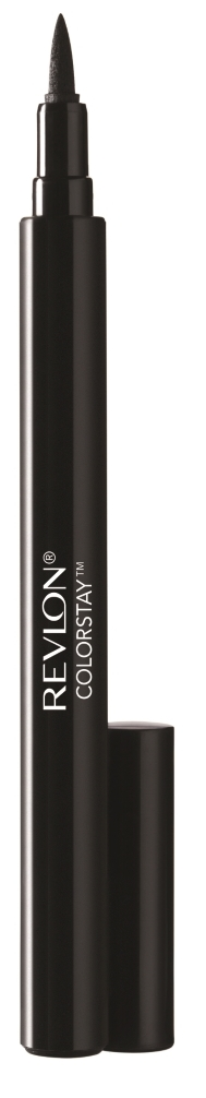 REVLON Подводка-фломастер для глаз 003 / Colorstay Liquid Eye Pen Blackest black - Подводки