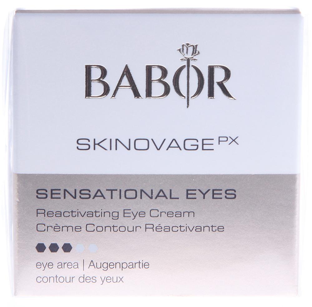 "BABOR Крем для век ""Активизация"" / Reactivating Eye Cream SKINOVAGE PX 15мл"