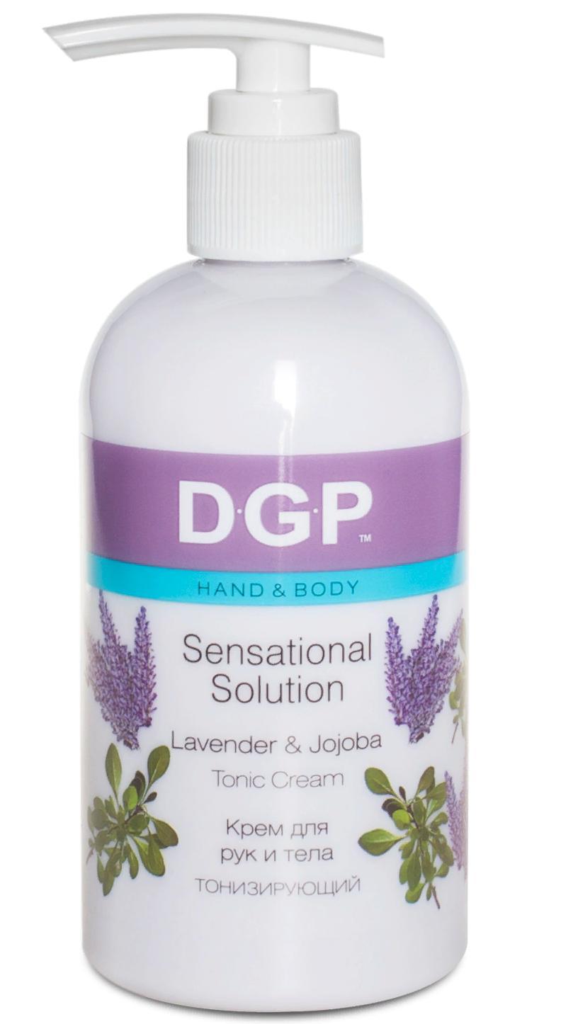 DOMIX Крем тонизирующий для рук и тела / Sensational Solution DGP 260 мл