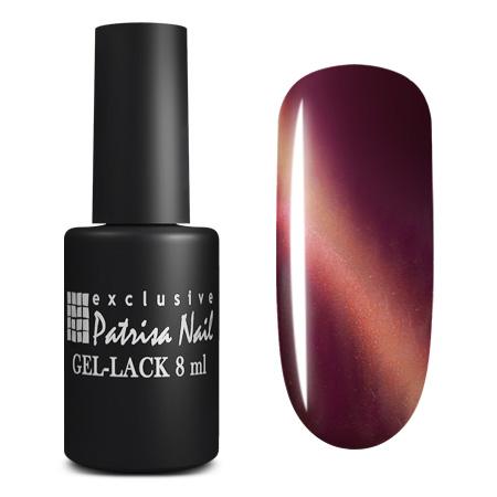 Купить PATRISA NAIL K12 гель-лак для ногтей Кошачий глаз 8 мл, Розовые