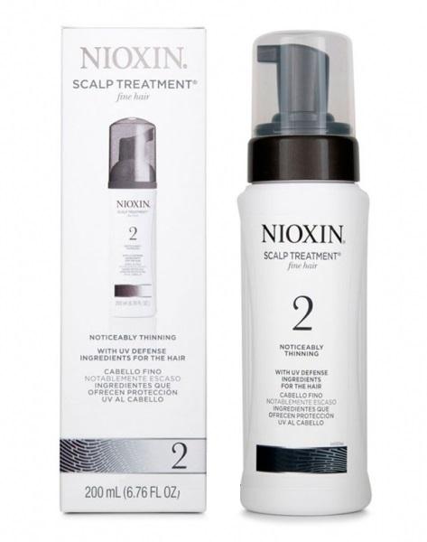 NIOXIN Маска питательная для тонких натуральных, заметно редеющих волос (2) 200 мл