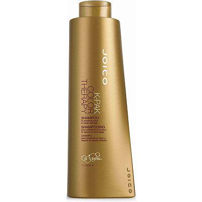 JOICO Шампунь восстанавливающий для окрашенных волос / K-PAK COLOR THERAPY 1000 мл