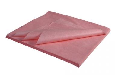 IGRObeauty Салфетка 30*30 см 45 г/м2 спанлейс кросс, цвет розовый 100 шт