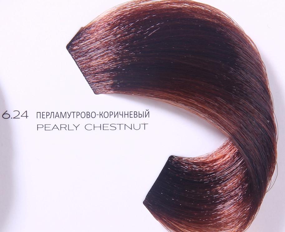 LOREAL PROFESSIONNEL 6.24 краска для волос / ДИАРИШЕСС 50мл