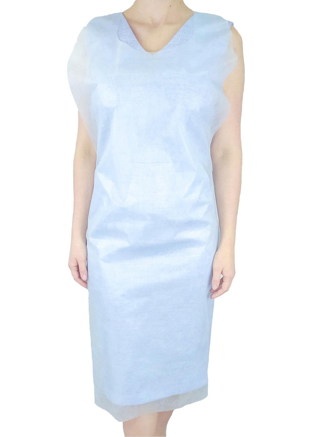 AVEMOD Фартук АХ4, размер 48-54, цвет белый