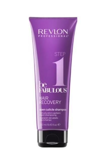 REVLON Professional Шампунь открывающий кутикулу, шаг 1 / RP BE FABULOUS 250 мл