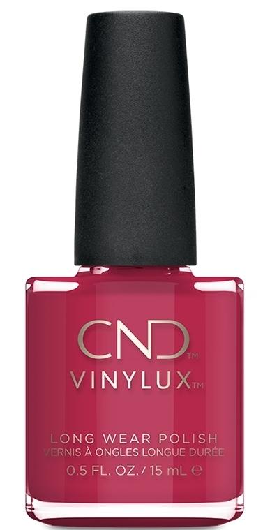 CND 292 лак недельный для ногтей / Femme Fatale VINYLUX 15 мл