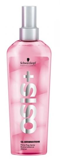 SCHWARZKOPF PROFESSIONAL Спрей мультифункциональный для укладки / OSiS+ SOFT GLAM 200 мл schwarzkopf лак для волос сильной фиксации schwarzkopf osis freeze 1918571 500 мл