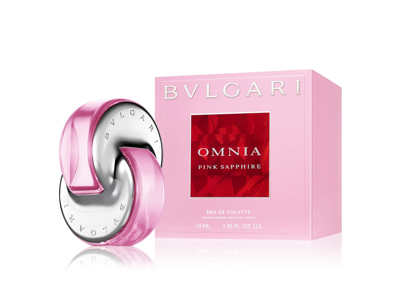 Купить BVLGARI Вода туалетная женская Bvlgari Omnia Pink Sapphire 40 мл