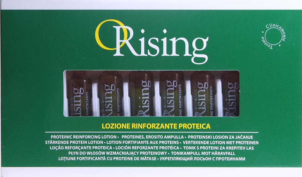 ORISING Лосьон протеиновый укрепляющий 12*10 мл -  Ампулы