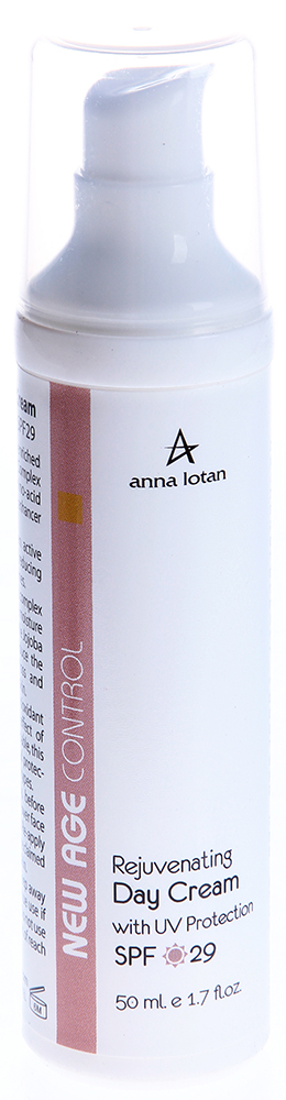 "ANNA LOTAN ���� ������� ������������� ""����� ���"" SPF29 / Rejuvenating Day Cream NEW AGE CONTROL 50 ��"