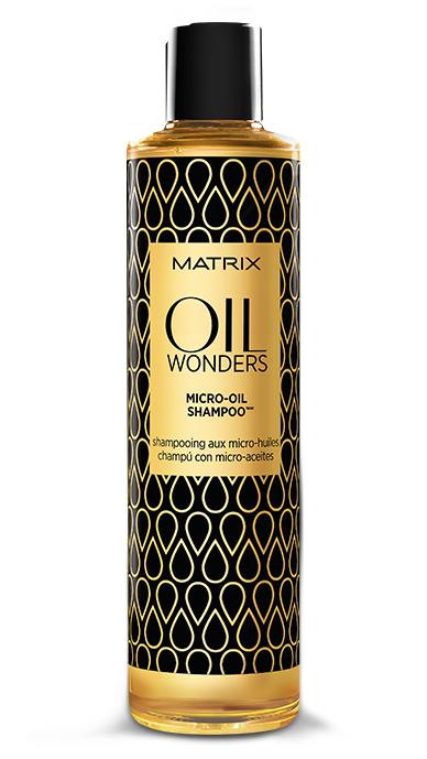 Шампунь с микро-каплями марокканского арганового масла / ОИЛ ВАНДЕРС 300 мл