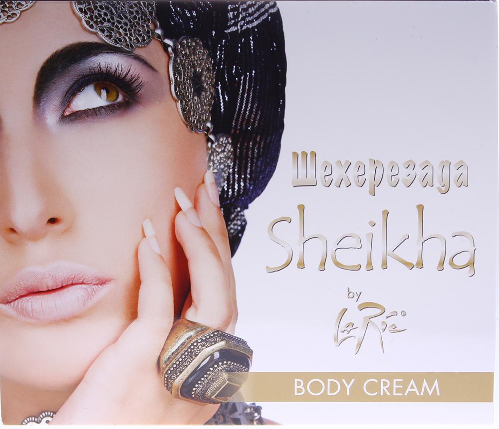 LA RIC. Крем увлажняющий для тела Шехерезада / AROMA SPA-LUXUS 200мл купить в интернет-магазине косметики.