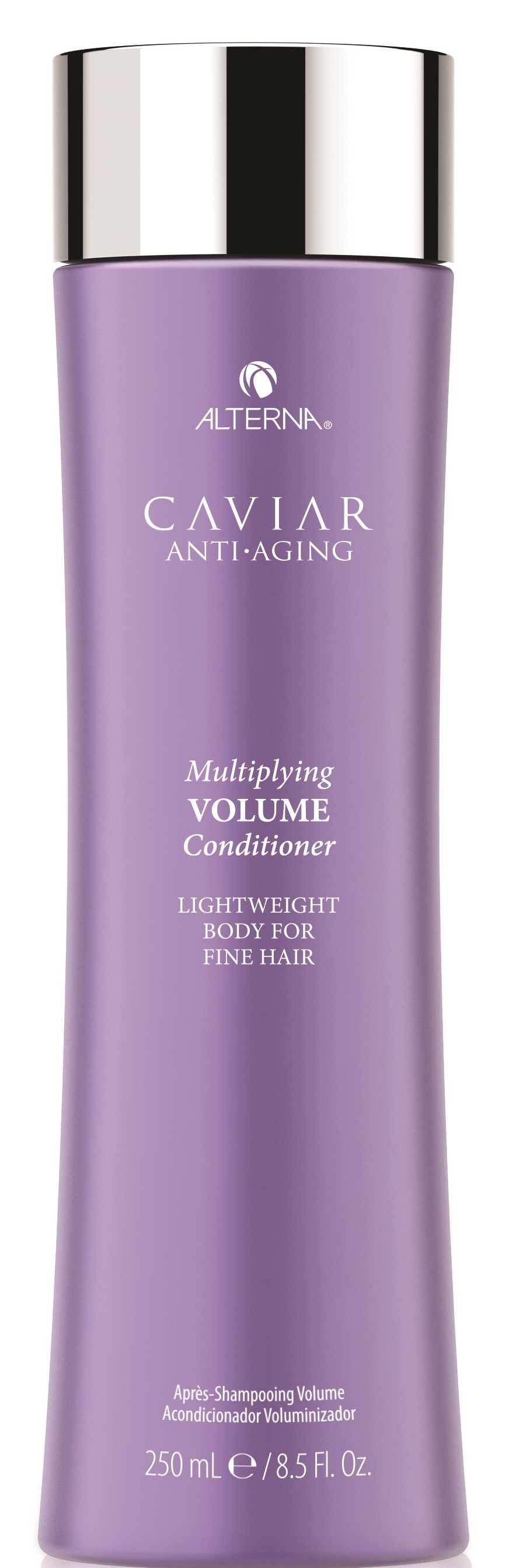 ALTERNA Кондиционер-лифтинг для объема и уплотнения волос с кератиновым комплексом / Caviar Anti-Aging Multiplying Volume Conditioner 250 мл фото